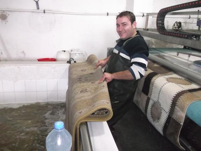 garantili halı yıkama